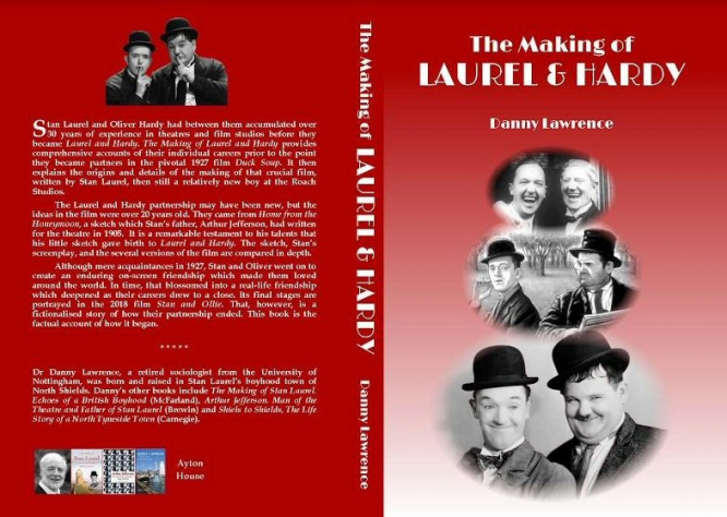 gallery/danny law making of laurel and hardy
